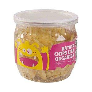 Snack de Batata Chips Lisa Orgânica kids
