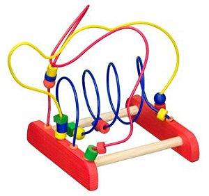 Brinquedo Aramado Infantil - Montanha Pedagógica Elefantinho
