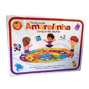 Brincadeiras Infantis - Amarelinha Caracol
