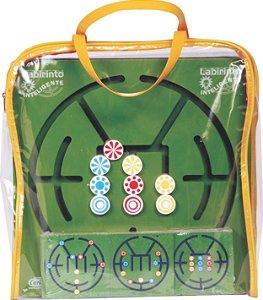 Brinquedo Educativo 4 anos - Labirinto Inteligente