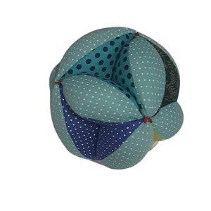 Bola Montessori Quebra-Cabeça - Brinquedos para Bebês