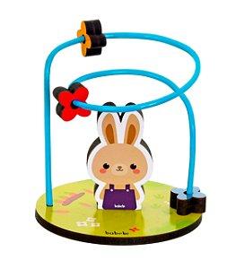 Brinquedo Aramado Infantil - Montanha Pedagógica Coelhinho