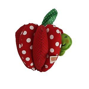 Bolinha Montessori Maçã - Brinquedos para Bebês