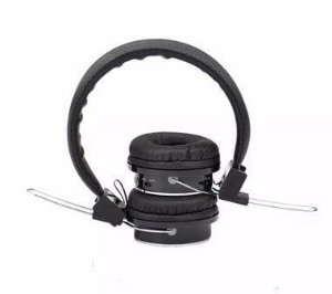 Headphone Sem Fio Bluetooth Micro SD FM P2 B-05