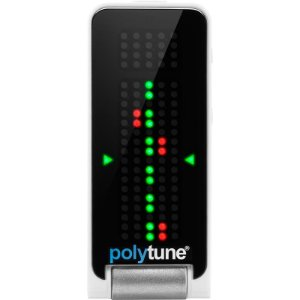 Afinador Clip Tc Electronic Polytune