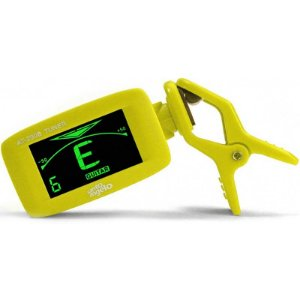 Afinador Cromatico At-200b Santo Angelo Clipe Bateria Amarelo