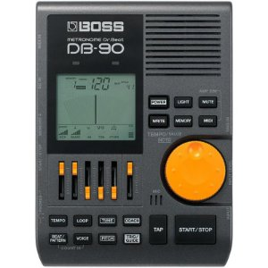 Afinador E Metrônomo Boss Db-90 Dr. Beat