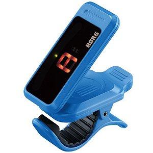 Afinador Korg Pitchclip Pc-1-Cp2 Clipe Azul