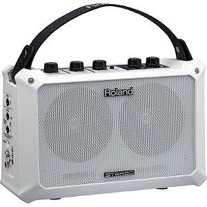 Amplificador À Pilhas Estéreo Roland Mobile-Ba