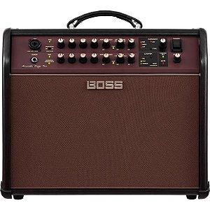 Amplificador Boss Para Voz E Violão Acoustic Singer Pro 120w