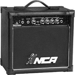 Amplificador De Guitarra Nca Thunder 15W Rms