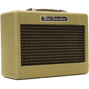 Amplificador Fender Mini '57 Twin-Amp Tweed