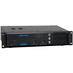 Amplificador Oneal Op2300 Potencia 200w Rms