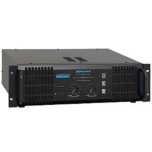 Amplificador Oneal Op3500 Potencia 350w Rms