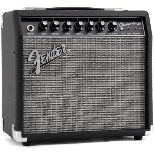 Amplificador Para Guitarra Fender Champion 20 Watts