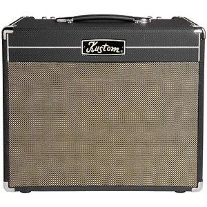 Amplificador Para Guitarra Kustom Auris 5012fx 50w Rms