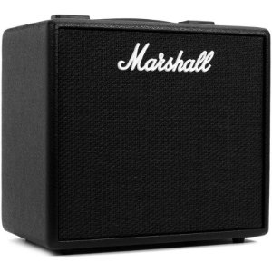 Amplificador Para Guitarra Marshall Code 25