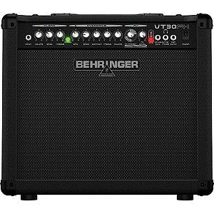 Amplificador Para Guitarra Virtube 30w Vt30fx Behringer 110v
