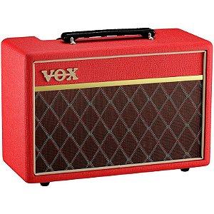 Amplificador Para Guitarra Vox Pathfinder 10 Vermelho