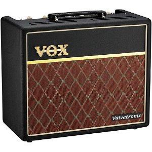 Amplificador Para Guitarra Vox Valvetronix Vt20+Cl Classic