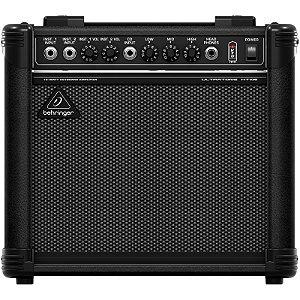 Amplificador Para Teclado Behringer Ultratone Kt108 110v