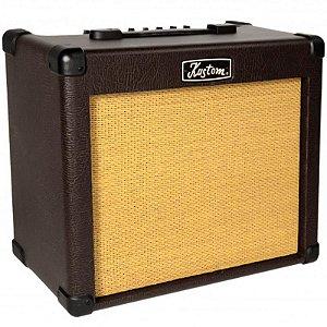 Amplificador Para Violão Kustom Sienna 30 Pro 30w