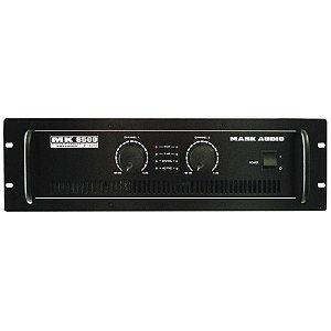 Amplificador Potência 1500W Mark Áudio MK 8500