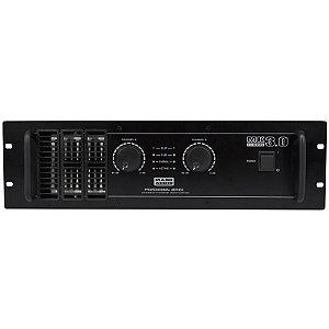 Amplificador Potência 3000W Mark Áudio MK 3