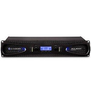 Amplificador Potência Crown Xls1502 1550w 110v Nova Xls1500