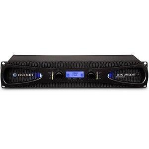 Amplificador Potência Crown Xls2502 2400w Drivecore