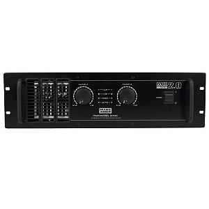 Amplificador Potência Mark Áudio MK 2 2000w Rms