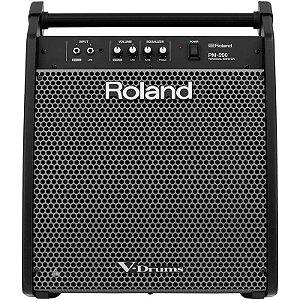 Amplificador Roland Para Bateria Eletrônica V-Drums Pm-200