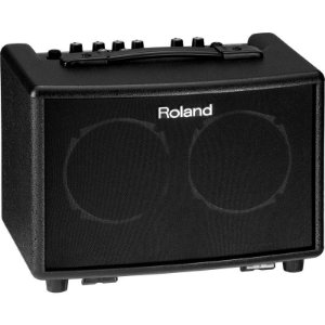 Amplificador Roland Para Voz E Violão Ac-33 30w
