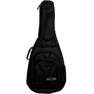 Bag Guitarra Custom Sound Gt2 Preto Nylon 600
