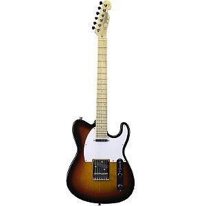 Guitarra Tagima T505 Telecaster Hand Made In Brazil Sunburst