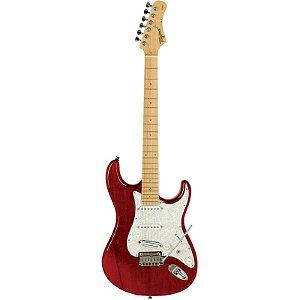 Guitarra Tagima T805 Stratocaster Hand Made In Brazil Vermelha