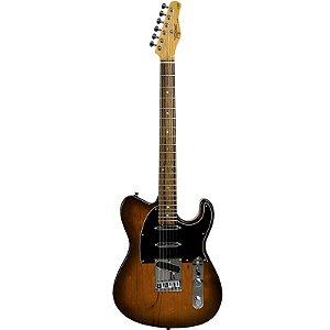 Guitarra Tagima T-900 Honey Burst Série Brasil