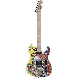 Guitarra Tagima Telecaster Marcinho Eiras Guitar Jam