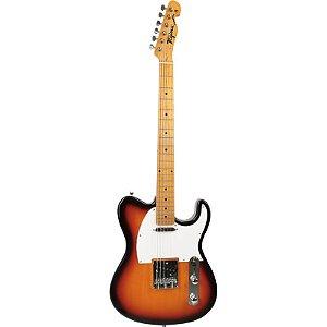 Guitarra Tagima Telecaster Woodstock Tw-55 Sunburst