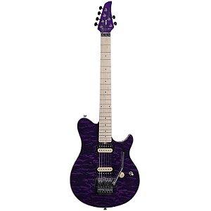 Guitarra Tagima Tgm200 Roxo Transparente