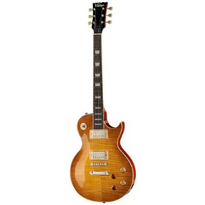 Guitarra Vintage Les Paul V100 Pgm Lemon Drop