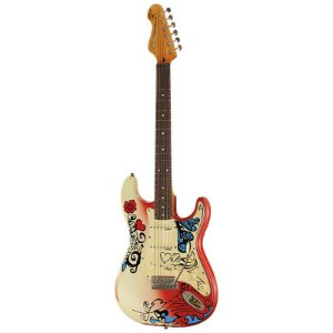 Guitarra Vintage Stratocaster Summer Of Love Thomas Blug