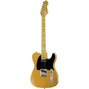 Guitarra Vintage Telecaster Icon V52mr Butterscotch