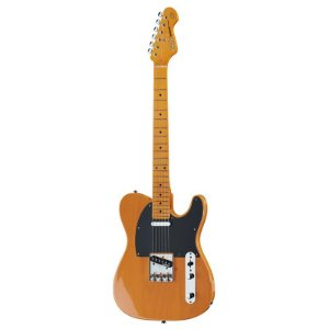Guitarra Vintage Telecaster Reissued V52 Butterscotch