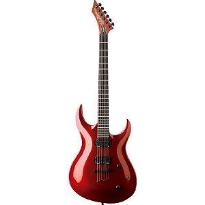Guitarra Washburn Renegade Wm24mr Vermelho Metálico