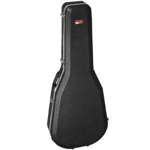 Hard Case Gator Para Violão Folk Gc-Dread-12-4PK