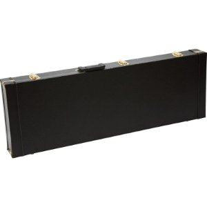 Hard Case Para Guitarra Vinil Preto On Stage GCE6000B