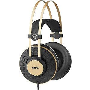 Headphone Fone De Ouvido Akg K92