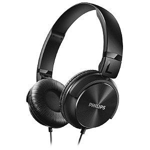 Headphone Fone De Ouvido Philips Shl3060 Preto
