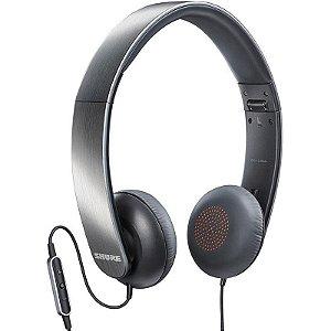 Headphone Fone De Ouvido Shure Srh145M+ Para Dispositivos Apple Profissional